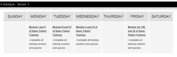 plan-3-month-week1