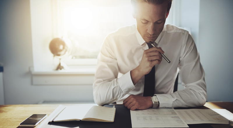 Personal Accountability & Preparing for the Patent Bar Exam
